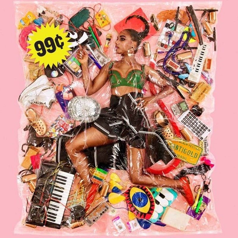 SANTIGOLD SELLS CHEAP